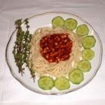 Spaghetti Schinkenspeck