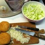Der Zucchini Burger