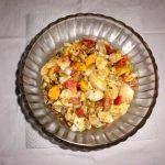süß sauere Eiersalat