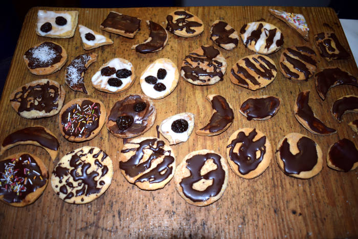Kekse als Chips 2