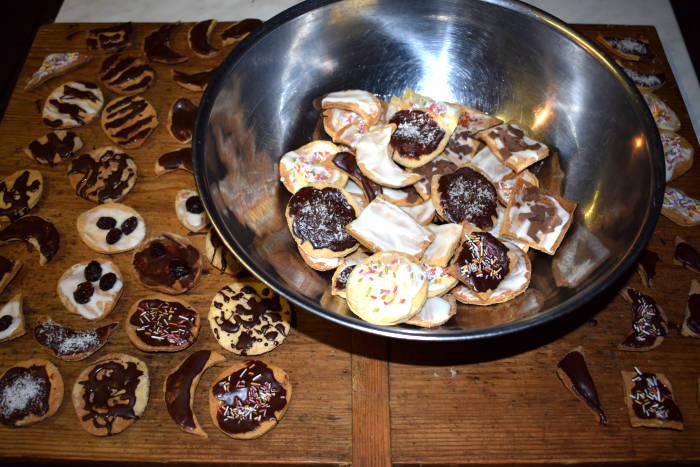 Kekse als Chips 3
