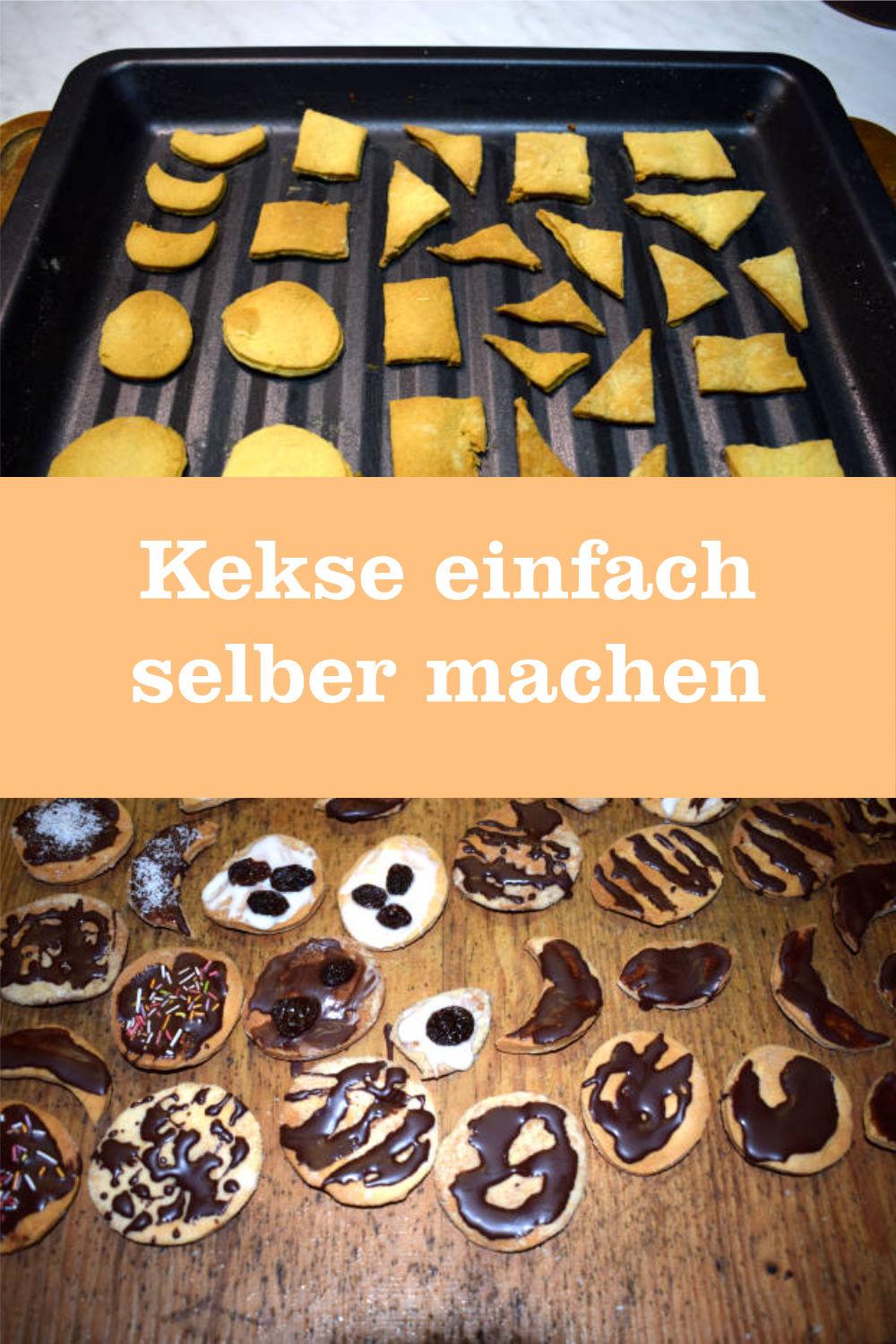 Kekse selber machen