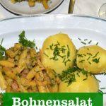 Bohnensalat süß sauer