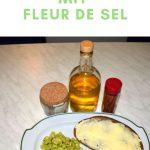 Gurkensalat Fleur de Sel